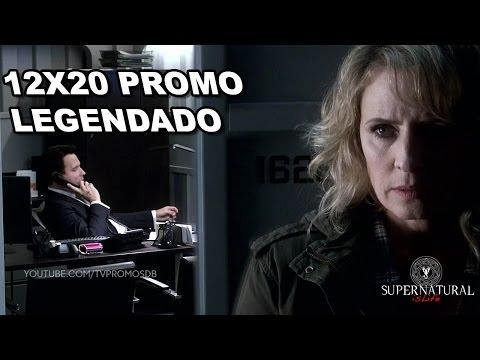Supernatural 12x20 Promo Twigs & Twine & Tasha Banes HD Season 12 Episode 20 legendado