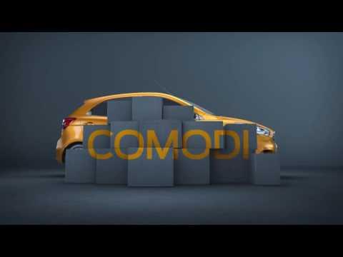 Lo spot televisivo della Nuova Ford KA+
