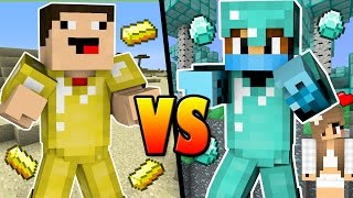 SUPER NOOB vs. PRO - Minecraft Machinima
