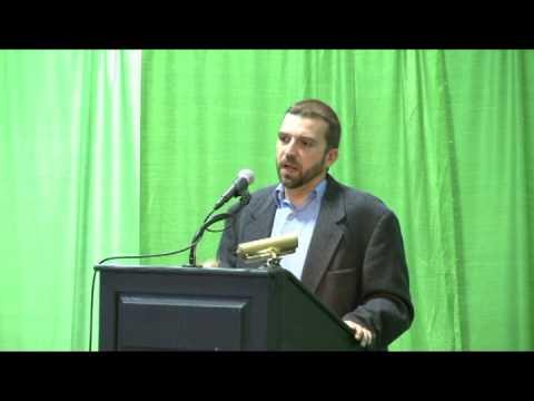 Joe  Grafton,  American Independent  Business Alliance, 2013 CenterState Business Showcase