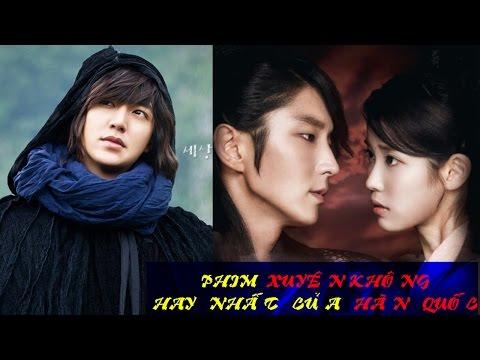 Những chuyện tình xuyên không hay nhất trong phim Hàn Quốc