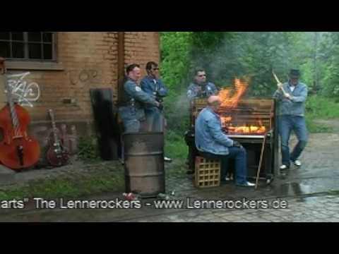 The Lennerockers Offizielle Video - Far From The Charts