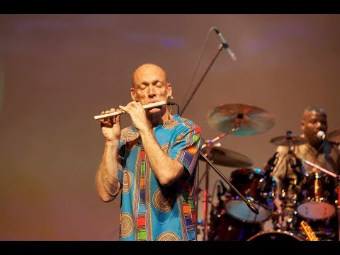 African Hornpipes (Fife) – Wouter Kellerman (Live)