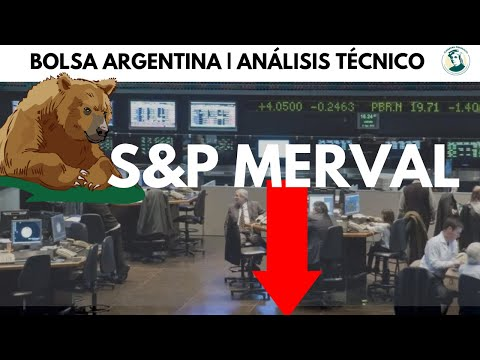 Tres Señales Que Anticipan Más Baja En La Bolsa Argentina | Análisis Técnico