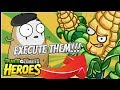 Finish Them ALL - Plants vs Zombies Heroes Gameplay