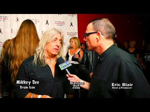 Mikkey Dee & Eric Blair talk Dio, Lemmy, King Diamond & Scorpions