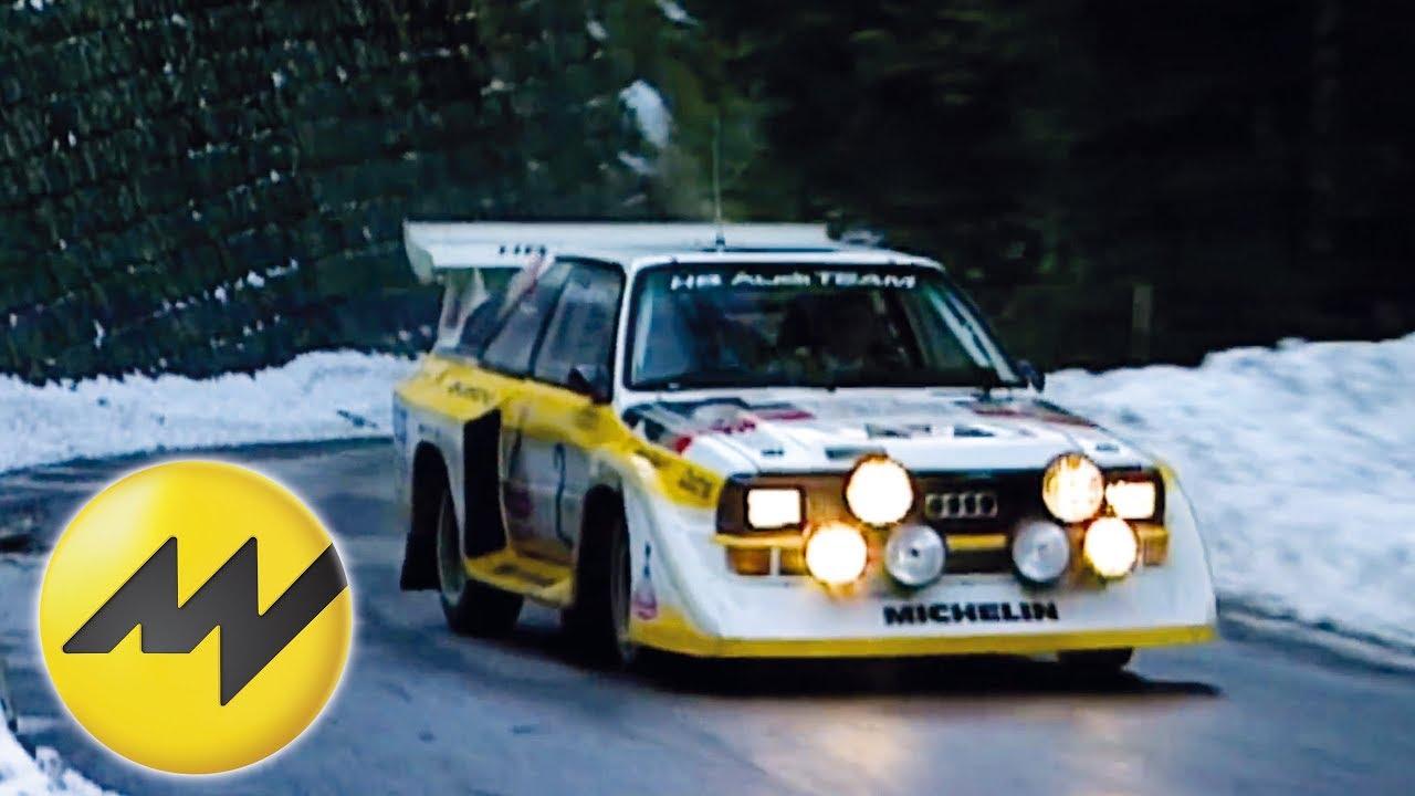 Audi Quattro S1: Onboard bei S...