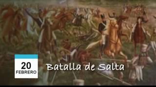 Video: 20 de Febrero - La Batalla de Salta