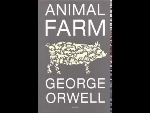 George Orwell's Animal Farm -Full Audiobook -