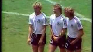 Mondiali 1986 - Germania Francia 2-0