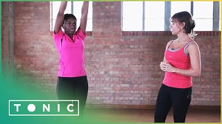 PILATES: 10 MINUTE WORKOUT