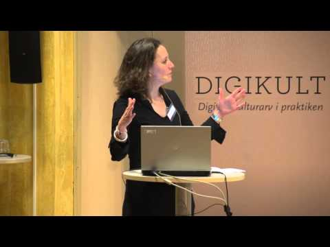 Suzanne de Jong-Kole, Naturalis Biodiversity Center at Digikult 2015