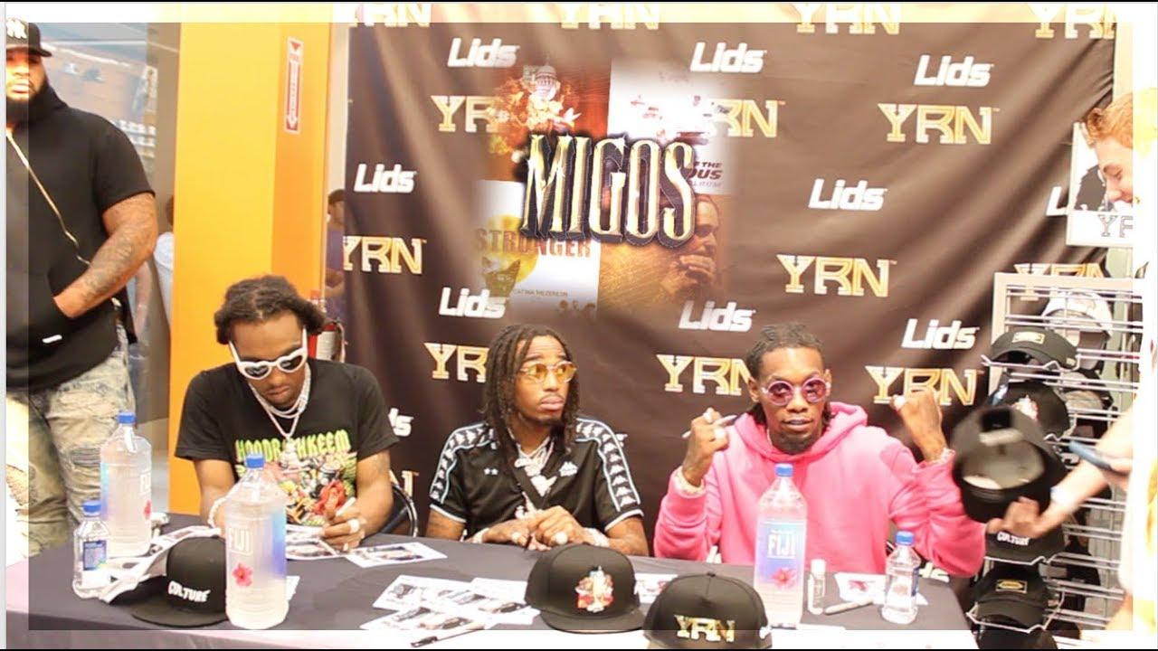 Migos Meet N Greet Vlog Epic Youtube