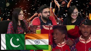 V. Unbeatable: wins America's Got Talent | PAKISTAN REACTION