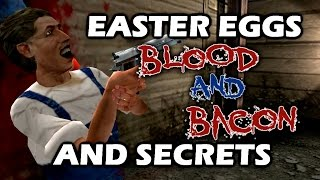Blood And Bacon Easter Eggs And Secrets HD