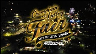 Champlain Valley Fair 2019 Commercial