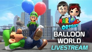 Luigi's Balloon World Community Showdown | Super Mario Odyssey