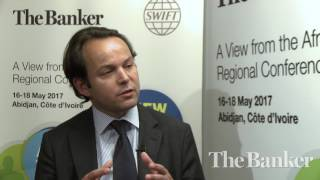 Stanley Wachs, global head of bank engagement, SWIFT - View from ARC 2017