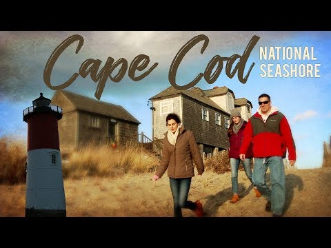 Cape Cod National Seashore - Beautiful New England (Vlog)
