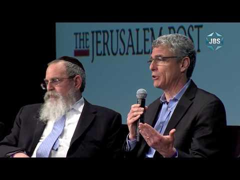 JPost 2017: Jewish Pluralism & United Hatzalah