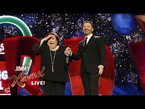 Jimmy Kimmel Plays Epic Prank on Aunt Chippy