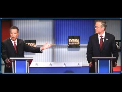 John Kasich, Jeb Bush Exposed on Bank Bailouts and Amnesty (Limbaugh)