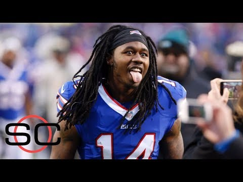 Bills Trade WR Sammy Watkins To Rams, Acquire WR Jordan Matthews From Eagles | SportsCenter | ESPN