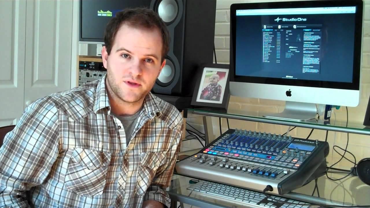 presonus studiolive 16.0.2 monitor output