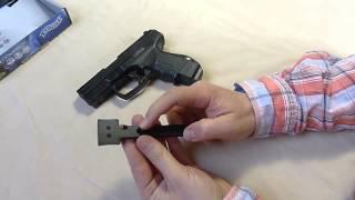 Pistolet WALTHER CP99 Compact - test wiatrówki cz. 1