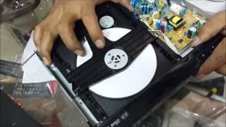 Cara Memperbaiki Mekanik DVD