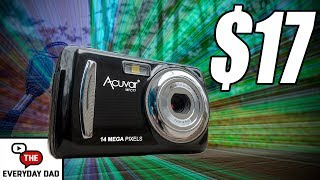 The CHEAPEST Vlogging Camera on Amazon! Is a $17 Vlogging Camera Worth Buying?!