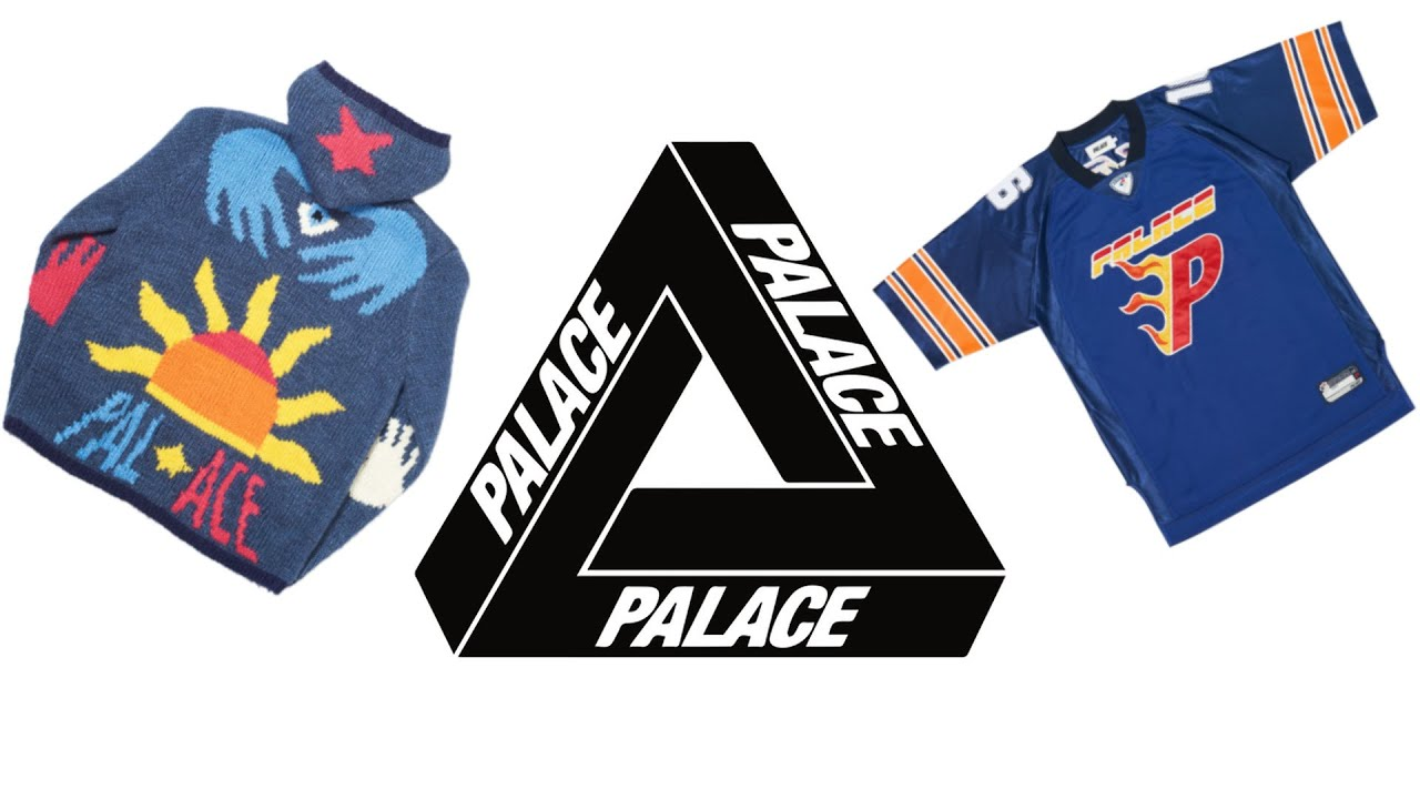 [VIDEO] - Palace Winter 2019 Collection (Lookbook/Range) 3