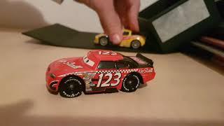 Mattel Cars Todd Marcus (No Stall #123)