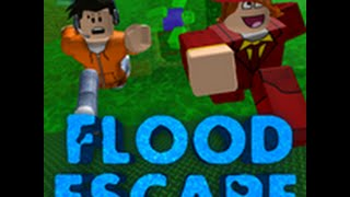 ROBLOX Flood Escape the map By crazyblox