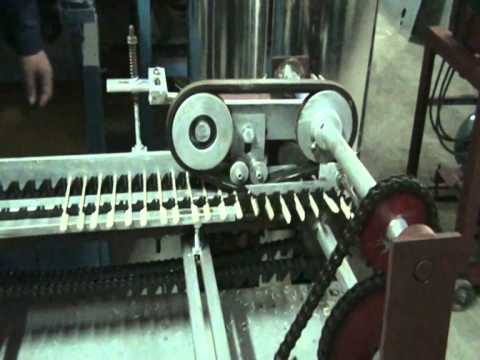 Automatic Bamboo Wooden Skewer Making Machine