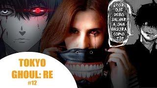 BIENVENIDO, BLACK REAPER | Tokyo Ghoul:RE ep12 (Crítica + Comparación)