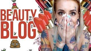 Да это же - Beauty Blog от Bantik Boy!