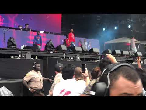 SOBXRBE - Paramedics (Live at the Rolling Loud Festival At Hard Rock Stadium on 5/13/2018)