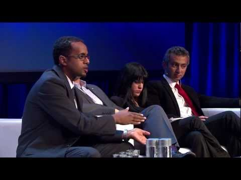 Arab Uprisings: One Year Later - Oslo Freedom Forum 2012