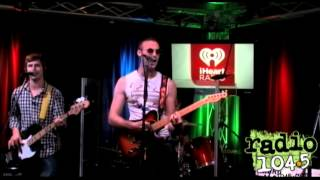 Life On The Horizon - Breaking The Wire (Radio 1045 Studio Sessions)