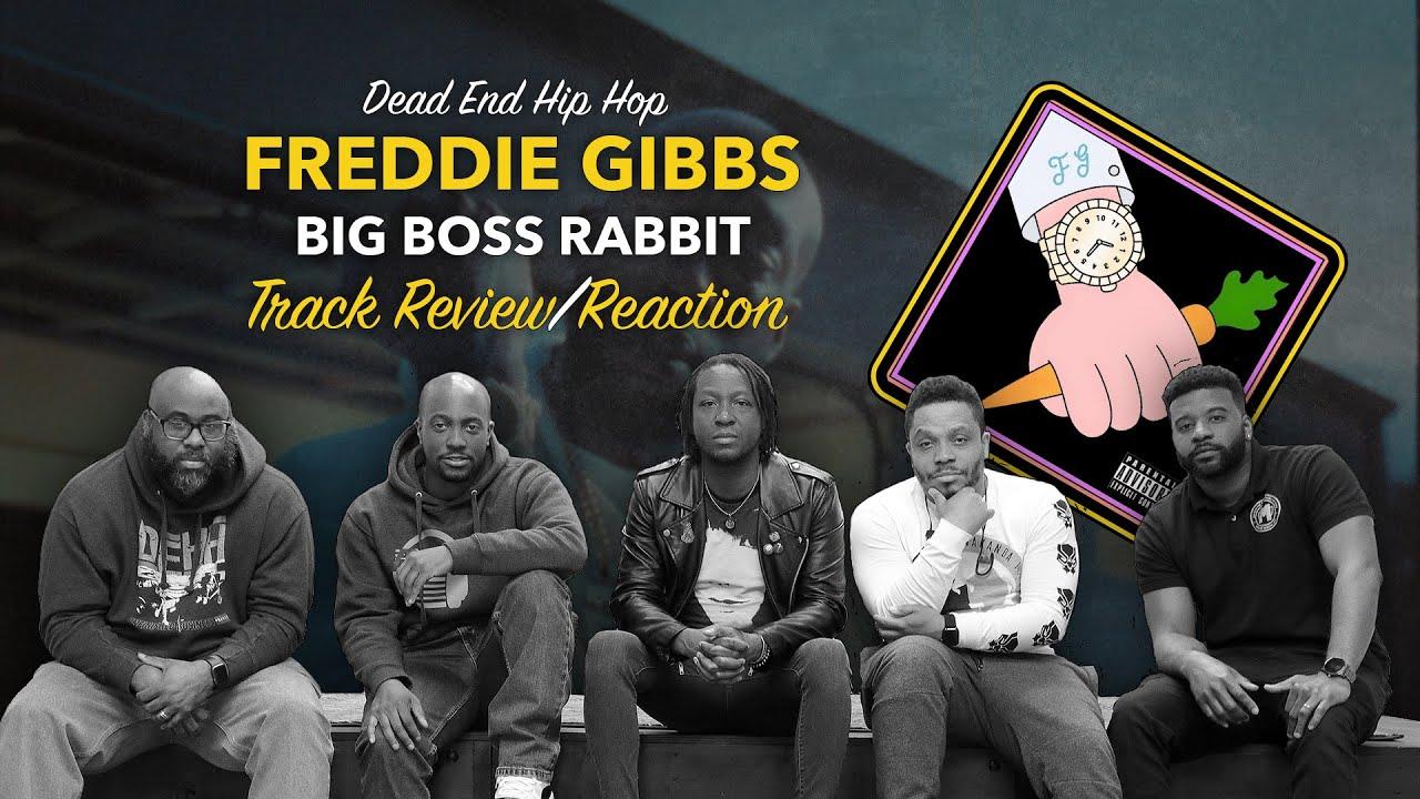 Freddie Gibbs - Big Boss Rabbit Track Review/Reaction