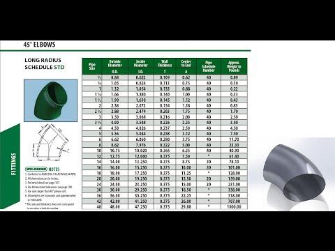 Como hacer un codo de( 45 grados radio largo )en Solidworks 2014