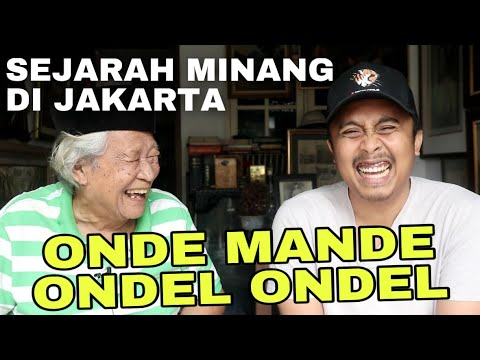 TENYATA ‼️ Minangkabau Banyak Berikan Pengaruh Peradaban di Jakarta