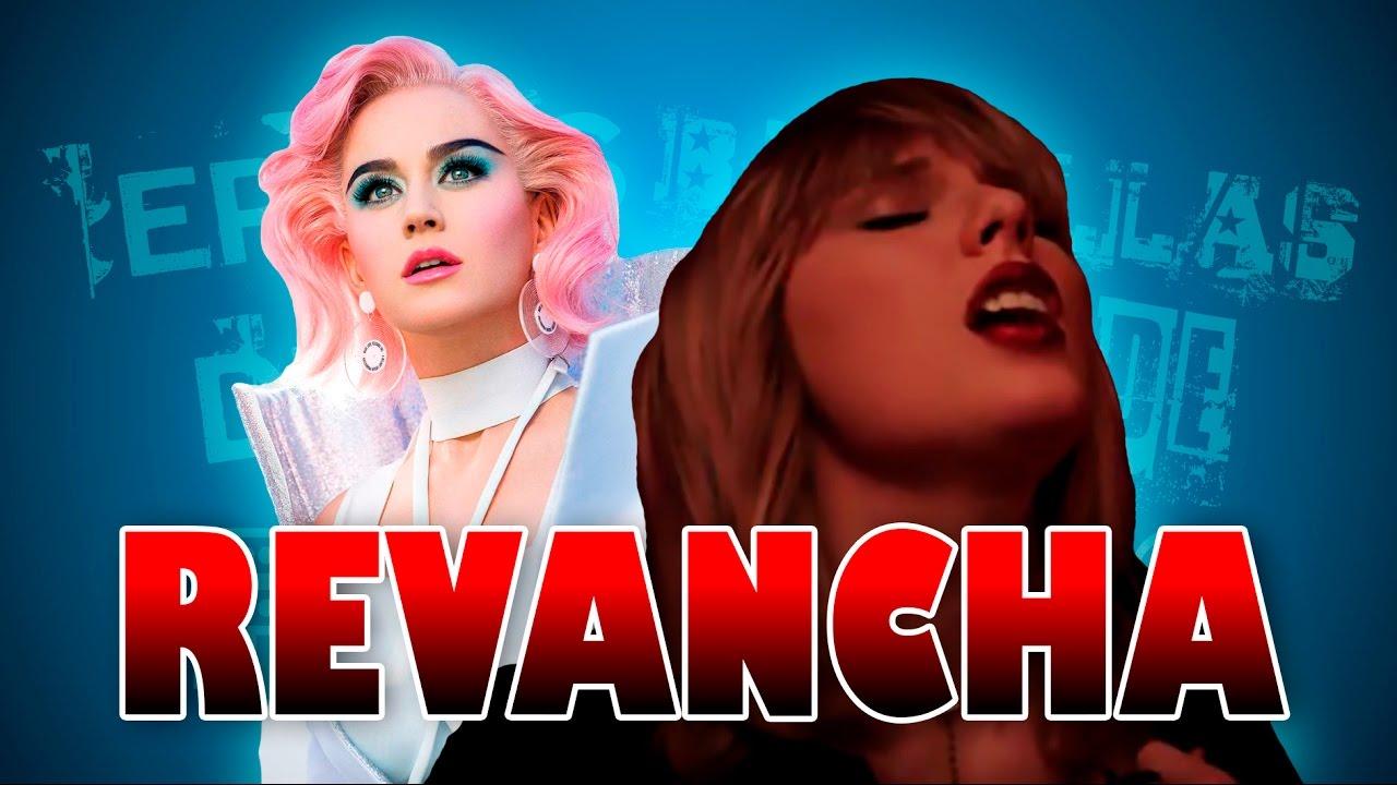 Katy Perry vs Taylor Swift. Epicas Batallas de Rap de Famosos (REVANCHA)