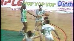 Limoges EB Orthez 1987