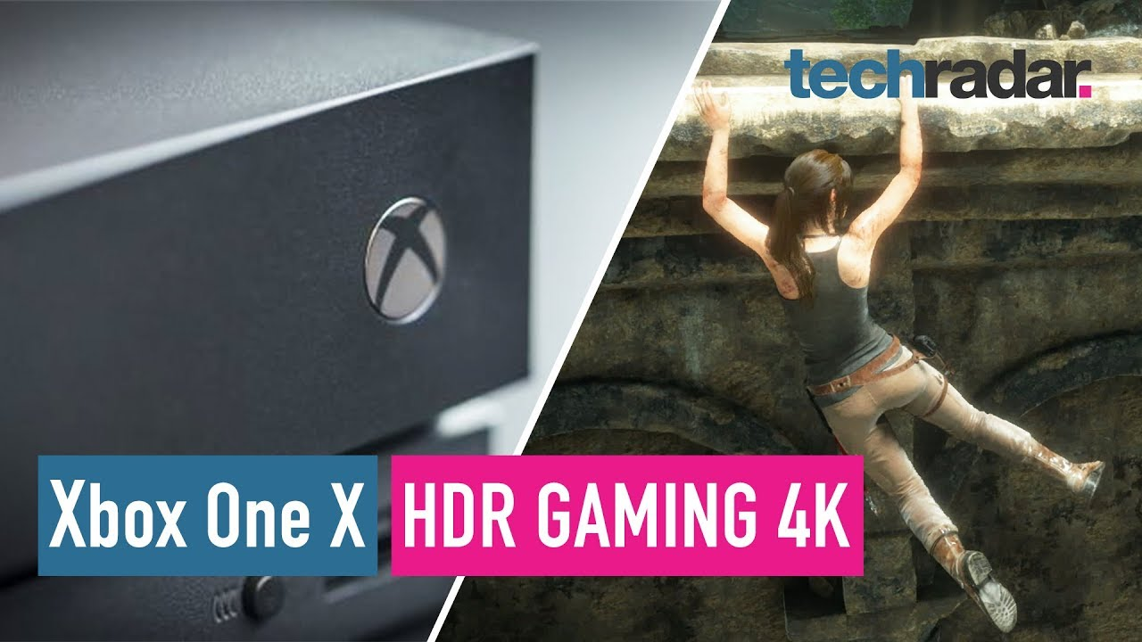 xbox one x hdr gaming in 4k youtube. Black Bedroom Furniture Sets. Home Design Ideas