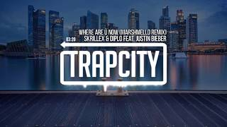 Download Skrillex & Diplo - Where Are Ü Now (feat. Justin Bieber) (Marshmello Remix) Mp3 and Videos