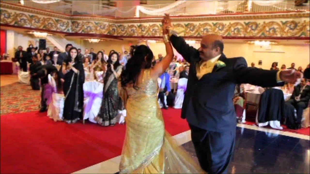 Mom And Dads Wedding Reception Entrancewmv