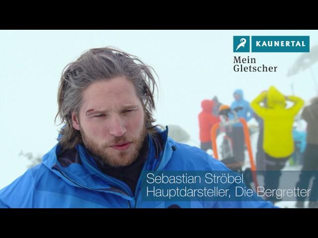 Die Bergretter - Interview mit Sebastian Ströbel