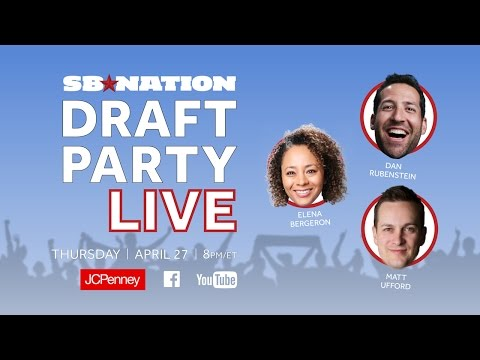 SB Nation Draft Party Live